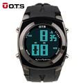 ОТС цифровые часы Цифровой тактический спорт СВЕТОДИОДНЫЕ Часы мужчин лучший бренд 10 М Водонепроницаемый армия армия смотреть наручные часы часы 2016