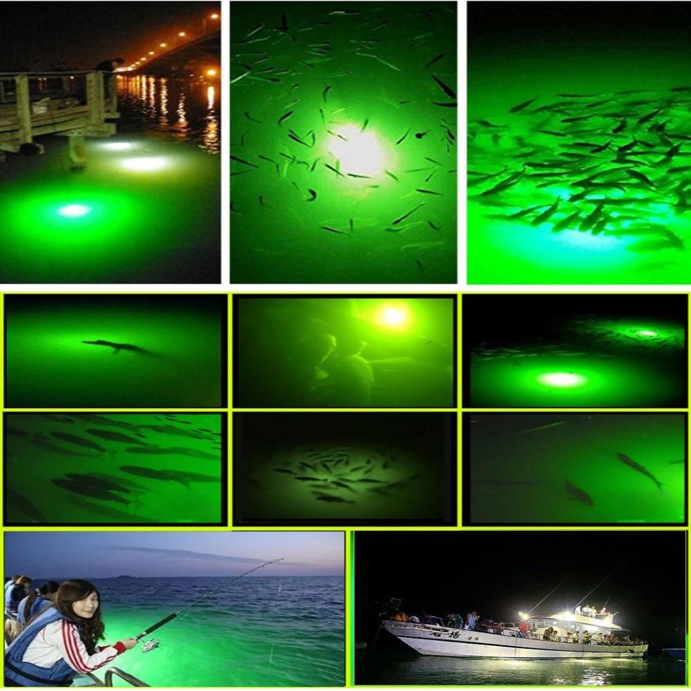Luz subaquática de Pesca CONDUZIU a lâmpada