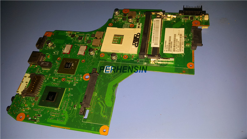 Original for Toshiba for Satellite C600 HM65 Motherboard V000238080 100% tested good for toshiba satellite l745 l740 intel laptop motherboard a000093450 date5mb16a0 hm65 tested