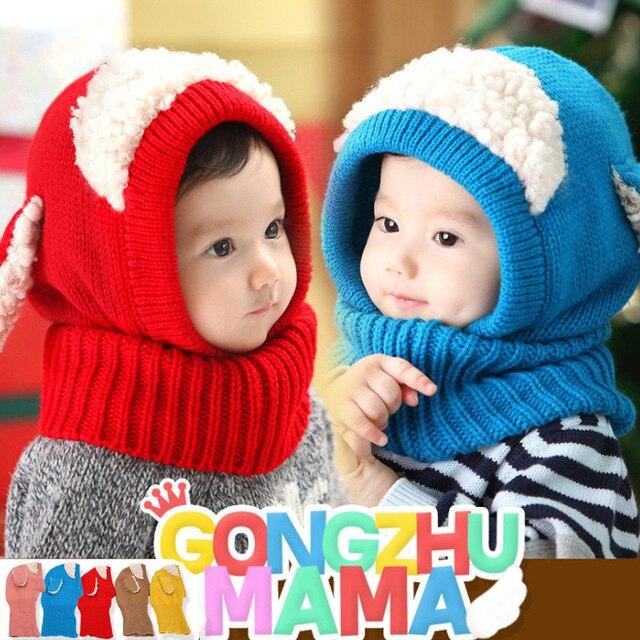 0384a4cb84ccb Acessórios Roupas de Inverno Recém-nascidos de varejo Infantil Bebés  Meninos Meninas Bonito do Filhote
