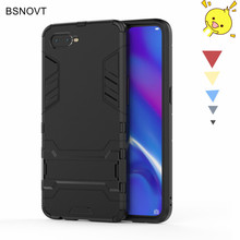 For OPPO K1 Case Plastic Phone Holder Hard Bumper Shockproof Anti-knock Phone Case For OPPO K1 Cover For OPPO K1 6.4 inch BSNOVT цена 2017