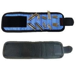 Супер мощные магниты наручные Поддержка сильных магнитных браслеты карманные наручные Поддержка инструмент сумка для рук браслет