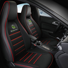 Custom car seat cover leather for auto L
