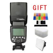 Godox TT685C Speedlite Flash with E TTL II Auto flash for Canon EOS 5D Mark III
