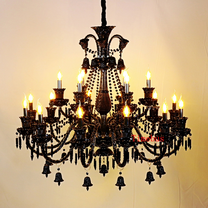 crystal chandelier black shade candle chandeliers bedroom 14572 | crystal chandelier black shade candle chandeliers bedroom black chandelier modern blown glass chandelier lighting living room