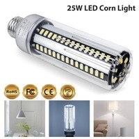 Led Corn Bulb Smd5730 High Power 25w Corn Lamp Aluminum Indoor Lamp E27 E14 85 265V Led Corn Light Led Energy Saving Lamp