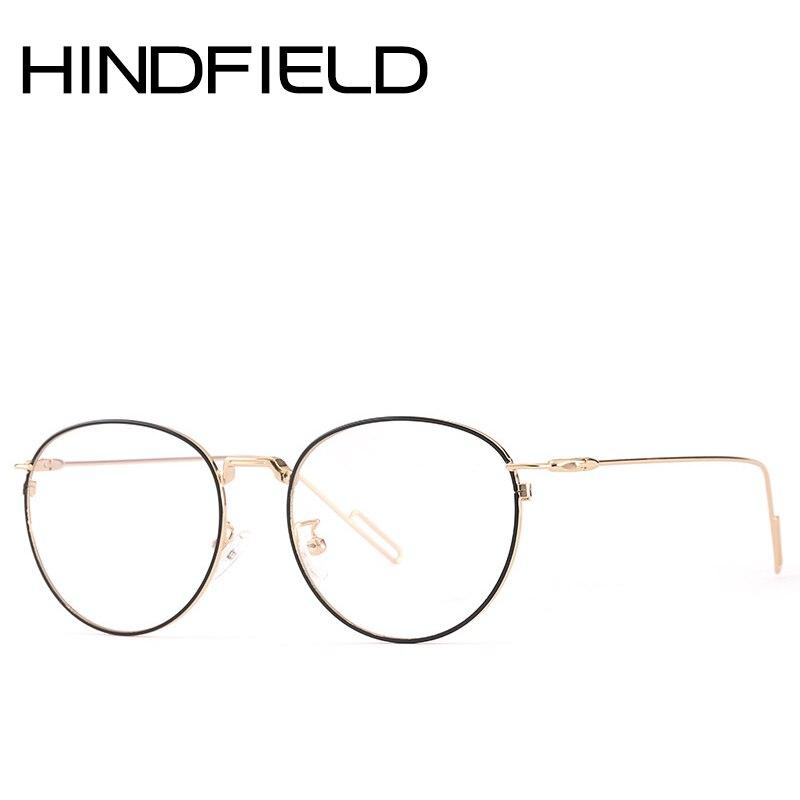 Hindfield 2017 Ultra light dünne Gläser rahmen Unisex Fashion ...