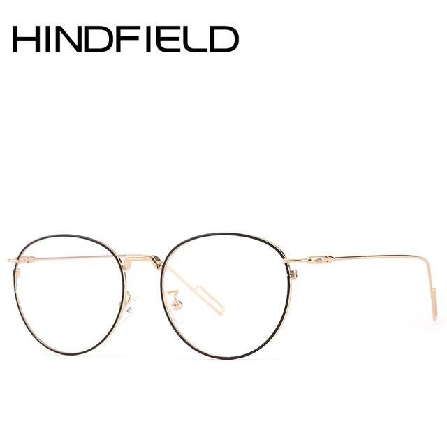 Hindfield 2017 ultraligero delgada Gafas marco unisex moda ojo Gafas ...