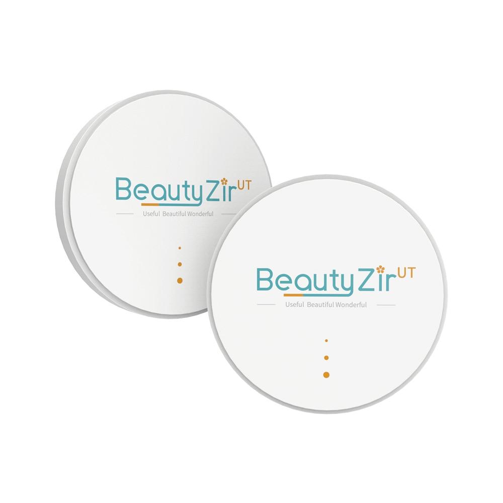 Anterior aesthetic restoration cad cam zirconia blocks in Teeth Whitening from Beauty Health