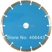 9 Diamond Segmented Circular Saw Blades for Cutting Hardstones and Cement Concrete 230*10*25.4mm
