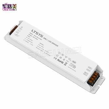 Frete grátis DALI-150-12-F1M1 LTECH DALI Led Escurecimento Motorista AC100-240V de entrada DC12V 12.5A 150 W saída DALI Dimmer botão Push