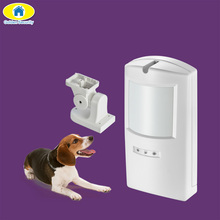 Golden Security Waterproof Outdoor Pet Immune PIR motion Detector Pet Friendly Detector for G90B Plus KERUI Alarm System
