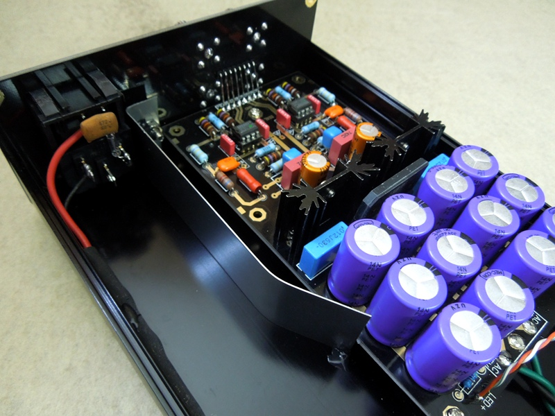QUEENWAY Dual line sing moving turntables MM cartridge phono  magnetic pre amplifier DIY finished machine