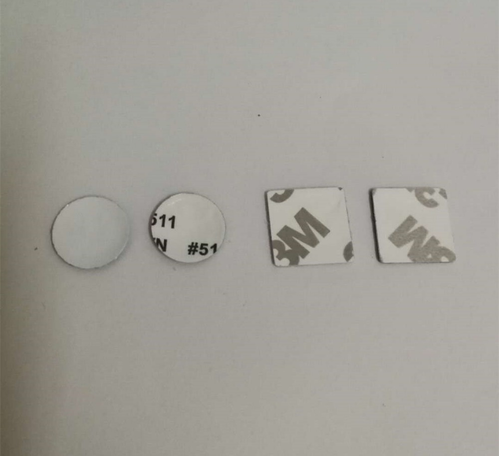 Original bmw emblema placa para llaves control remoto 11mm