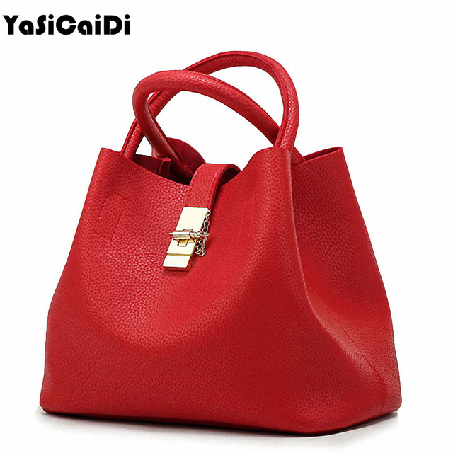 Famous Brand Fashion Candy Women Bags Mobile Messenger Ladies Handbag PU Leather High Quality Diagonal Cross Buns Mother Bag