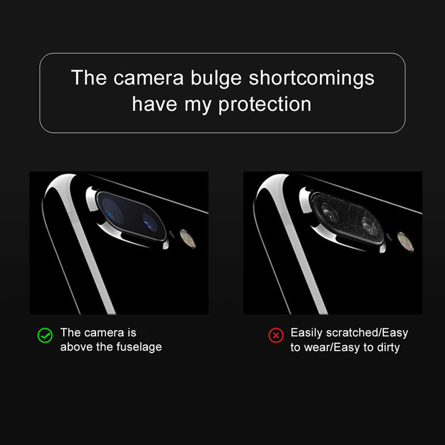 Back Camera Lens Tempered Glass For Samsung Galaxy S10 S9 S8 A8 Plus Screen Protector For Samsung Note 9 8 m20 10 A9 S S7 S10 E