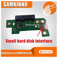 For ASUS Interface On HDD Board And On Mainboard X555dg X555ya X555yi X555y A555d X555d Interface