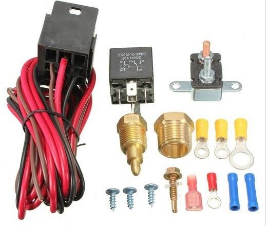 185-175 accessoires de refroidissement de ventilateur automobile ensemble de harnais de fil185-175 accessoires de refroidissement de ventilateur automobile ensemble de harnais de fil