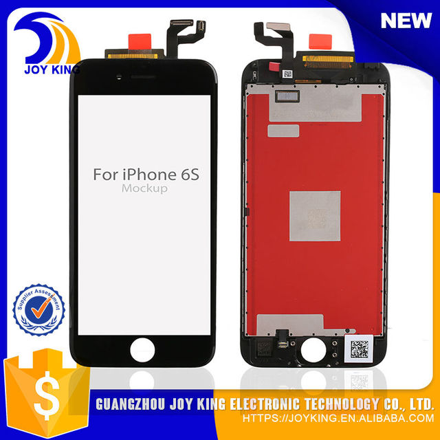 US $155 0 |10 pcs / lot aaa+ quality full tested with factory price for  iphone 6s lcd screen alibaba express on hot sale with Perfect 3D -in Mobile