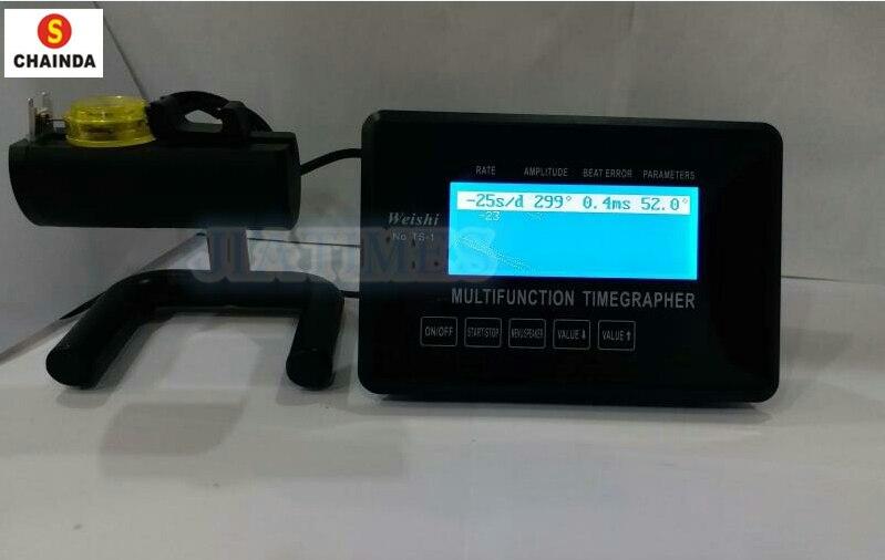 Mecânico e Bolso Relógio da Tela de Toque da Máquina o Tempo Frete Grátis Relógio Timegrapher Weishi Nenhum. Ts-1