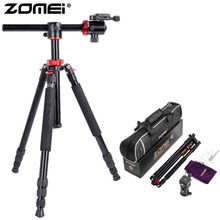 ZoMei M8 Tripod 75 inchs camera Stand Professional Horizontal Tripod with Ball Head for Canon DSLR DV Scope Camcorder Projector compatible projector lamp for liesegang zu0214044010 dt00691 dv 420 dv 485