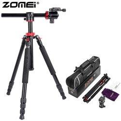 ZoMei M8 statyw 75 cali statyw profesjonalny poziomy statyw z głowicą kulową do Canon DSLR DV zakres kamery projektor Statywy do występów na żywo    -