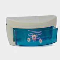 Tools Sterilizer Professional Nail Sterilizer Box Nail Art Salon Portable UV Sterilizing Tool Beauty Esterilizador Manicure
