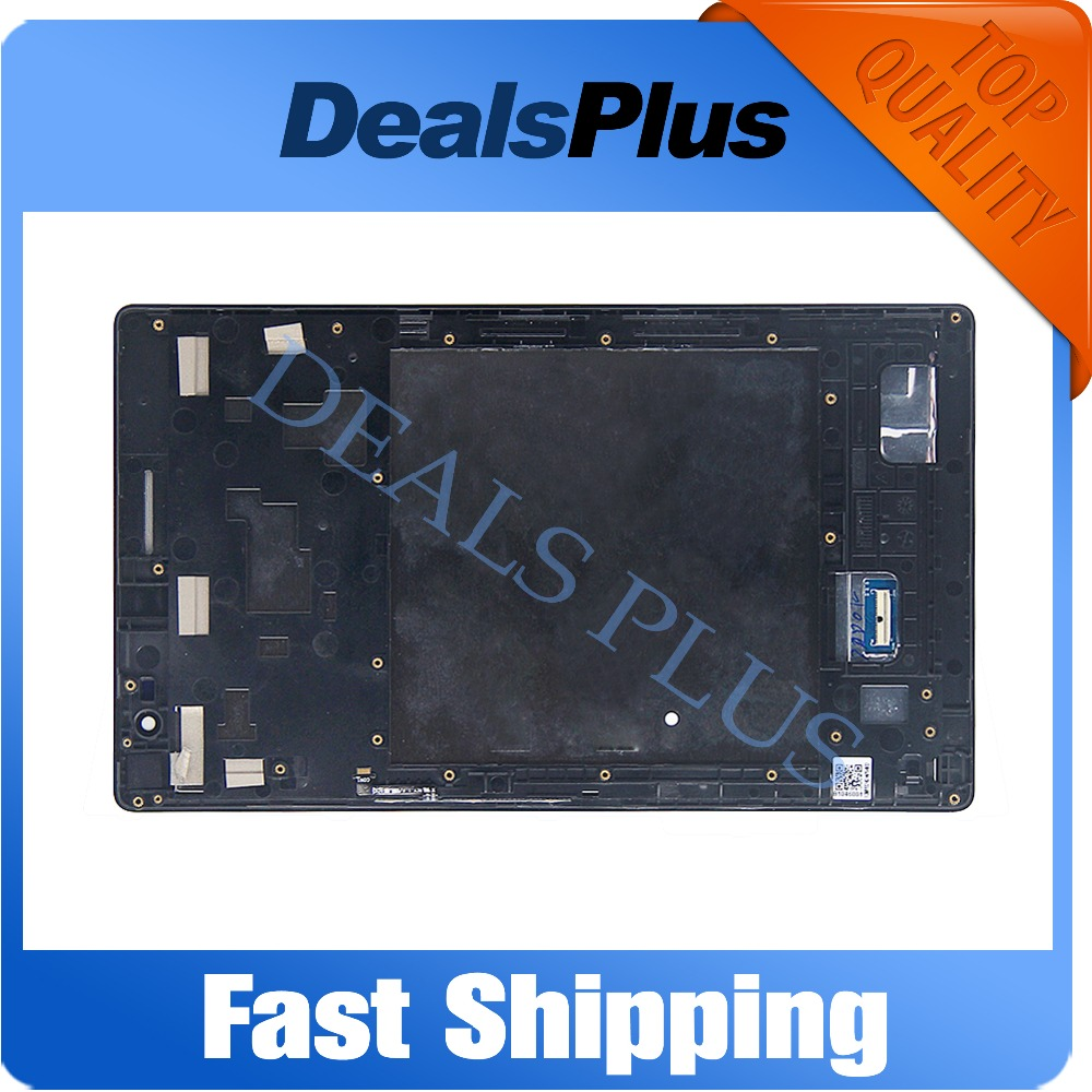 Replacement New LCD Display Touch Screen with Frame Assembly For ASUS ZenPad 8.0 Z380 Z380KL Z380C 8-inch Black Free Shipping