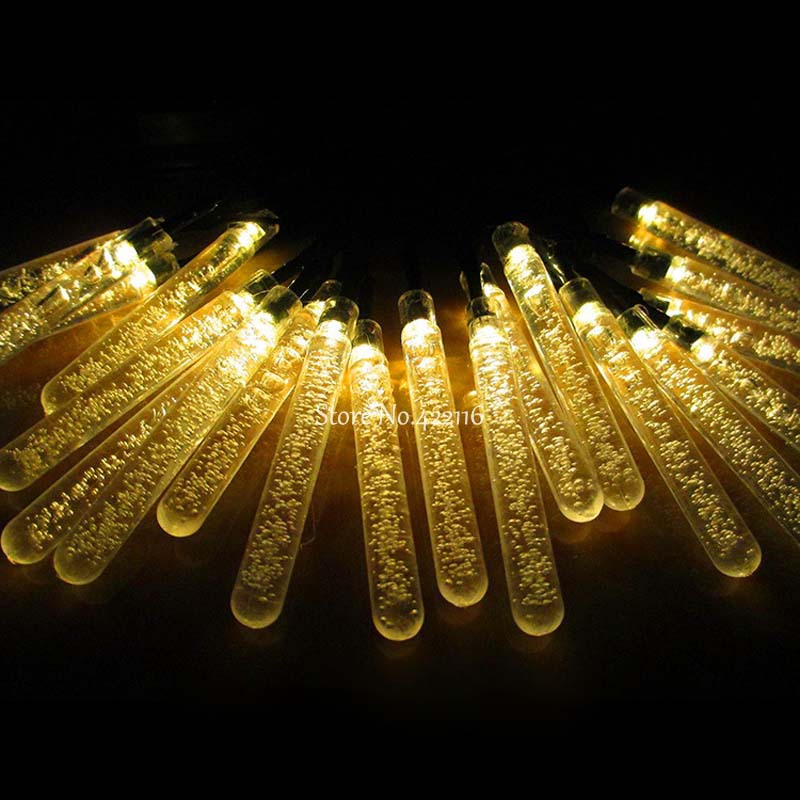c6ed5527c8e Navidad Solar LED String luces 4