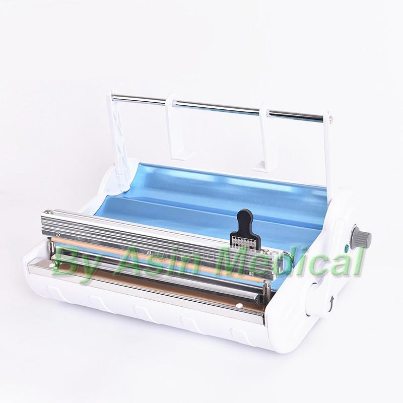 где купить 2018 new arrival Dental Sealing Machine For Sterilization Package medical sealer Sterilization bag sealing machine по лучшей цене