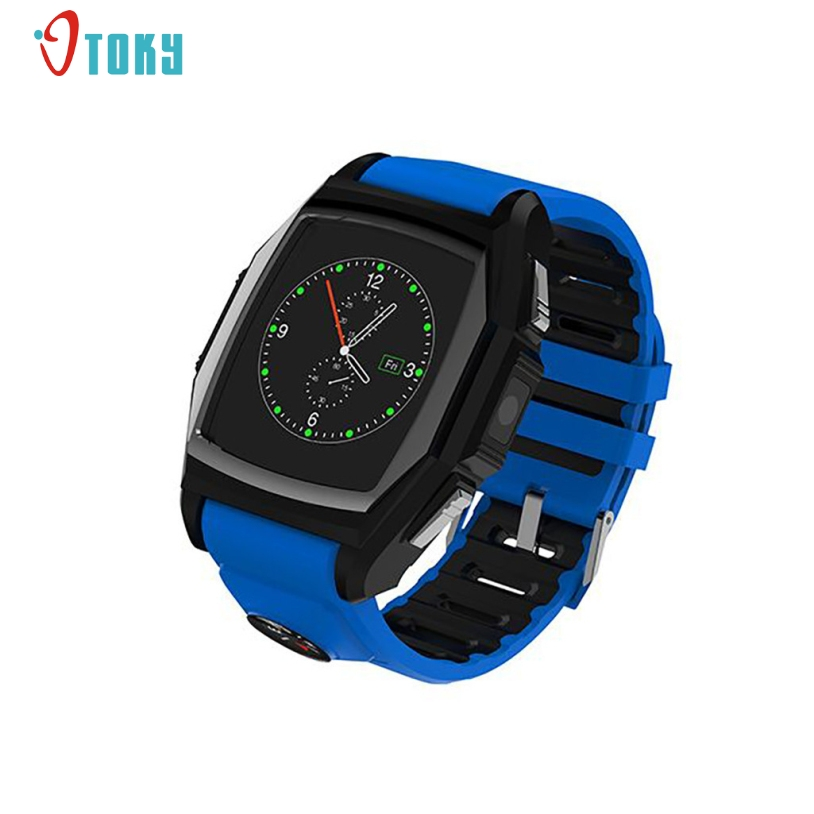 OTOKY Hot Selling Bluetooth Smart Watch Sports Phone Watch Heart Rate SOS GPS Call Reminder Sleep Sports Monitor Anti-lost wireless service call bell system popular in restaurant ce passed 433 92mhz full equipment watch pager 1 watch 7 call button