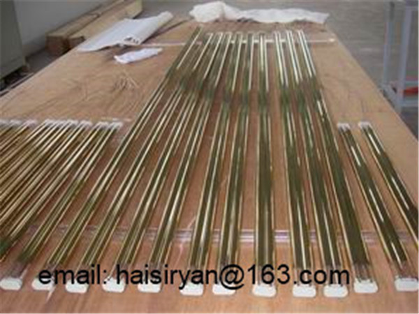 Short Wave Ceramic Infrared Lamp IR Heater Electric Heater Parts     - title=