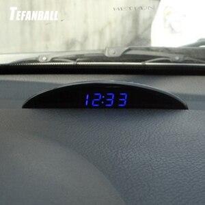 Car Electronic Clock Ornament