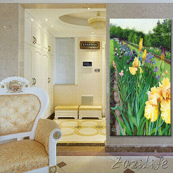 Vincent Van Gogh Oil painting canvas flower painting Wall art Pictures for living room Home Decor quadros caudros decoracion002