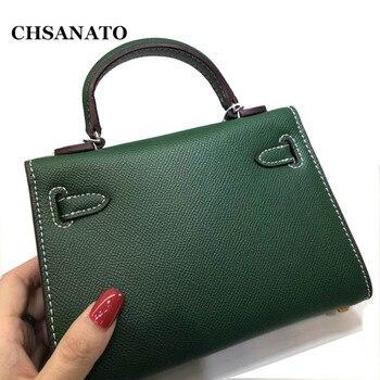 12c06879c9fe CHSANATO роскошные сумки для женщин дизайнер мини плечо Вечерний Клатч  женский курьерские Сумки через для