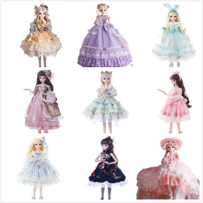 BJD  doll clothes(suitable for 1/3 doll,58cm doll )20180430 (not include shoes)