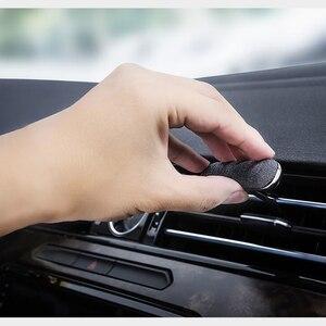Image 4 - Youpin g uildford difusor de incienso de aire de escape para coche, elimina el olor, ambientador de Gas inteligente Mijia, extracto de planta, Perfume
