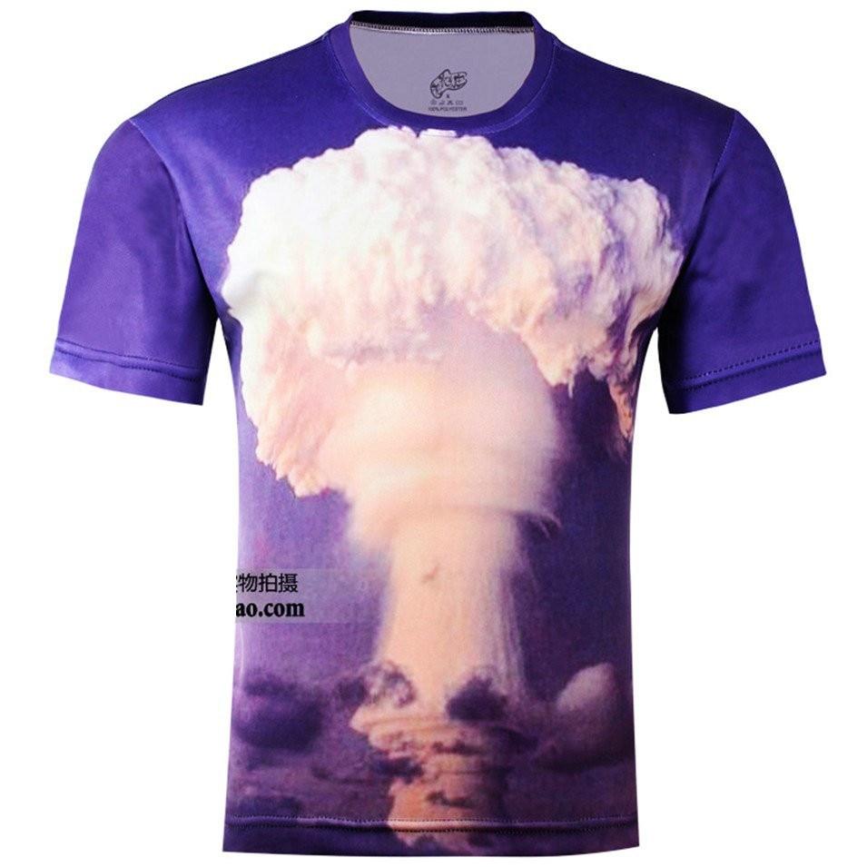 Design your own t shirt cheap uk - New 2017 Summer Fashion Men S 3d Cool T Shirt Animal Cat Bomb Plane Car Printed T Shirt Casual Brand T Shirts Plus Size S 6xl