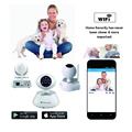 Homtrol Home Security Intelligent Wifi P2P Pan Tilt Infrared Night Vision PTZ Security Surveillance IP Camera