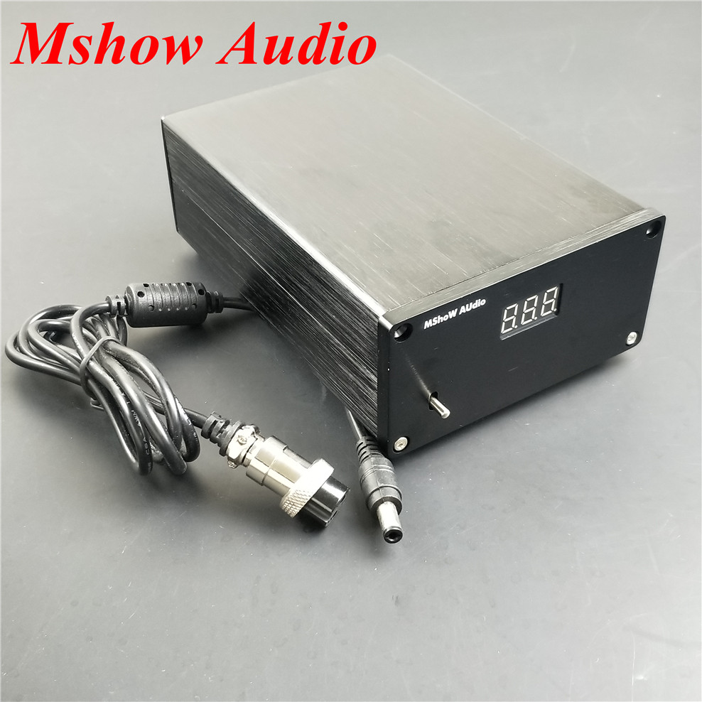 HIFI AUDIO 25VA transformer linear power supply LPS output DC 5V 2 5A Low  noise upgrade to TOPPING D50 ES9038 ES9038Q2M DAC