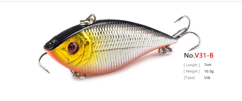 7cm kalastamislant talviseks kalapüügiks