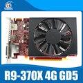 Видеокарта 100% оригинальный новый ATI Radeon R9 370X4 ГБ 256Bit GDDR5 видеокарта производства MSI сильнее, чем R9 370, GTX950