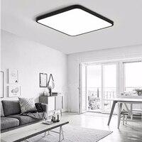 ultra thin LED Square ceiling lighting Panel Lamp Lighting for the living room Ceiling for the hall modern ceiling lamp high 5cm