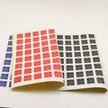 Darker Sticker Red Blue Black Magic Seal Paste of Bicycle Deck Magic Trick 10pcs/lot for Magic Pastes