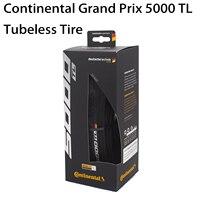 Continental Grand Prix 5000 TL 700c Tubeless Tire, Single / 700x25C