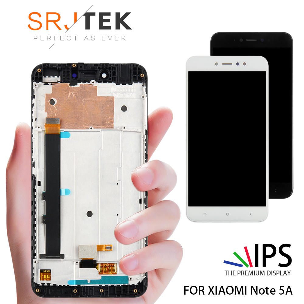 5.5 720x1080 IPS Display For XIAOMI Redmi Note 5A LCD Touch Screen With Frame for Xiaomi Redmi Note 5A Prime LCD Y1 / Y1 Lite5.5 720x1080 IPS Display For XIAOMI Redmi Note 5A LCD Touch Screen With Frame for Xiaomi Redmi Note 5A Prime LCD Y1 / Y1 Lite