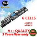 Venta al por mayor nuevos 6 celdas de la batería del ordenador portátil para ACER Aspire TimelineX 3830 T 4830 T 4830TG 3ICR19 / 66-2 AS11A3E AS11A5E envío gratis