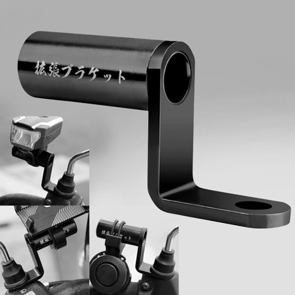 Aluminum Alloy Bicycle Bike Motorcycle Conversion Bracket Mobile Phone Holder