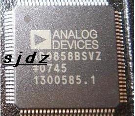 AD9858BSVZ AD9858BSV AD9858  TQFP100 1pcs bsv bsv sc007 portable solar charger bag black