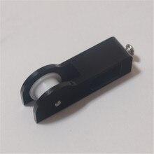 A Funssor black aluminum alloy Y axis timing belt adjustable Y-idler For DIY Reprap Prusa i3 rework 3D printer Fast ship